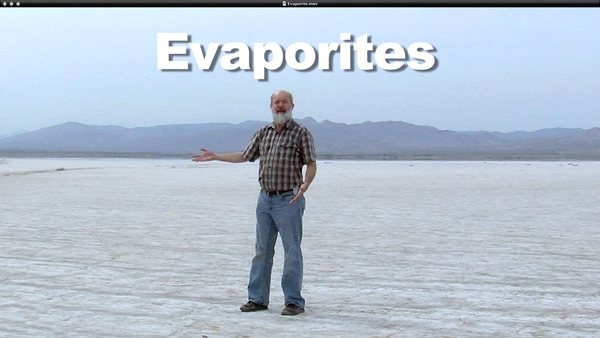 Rob on salt flat
